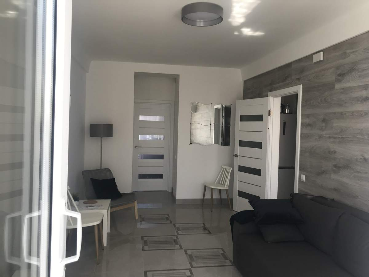 Квартира на Острякова
